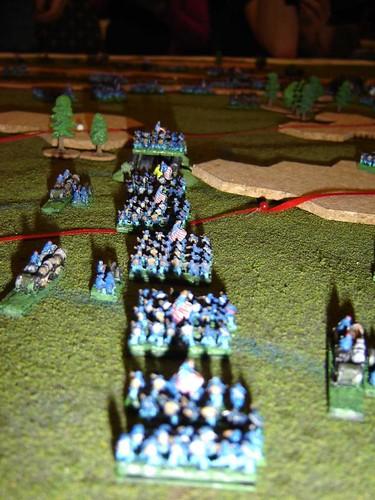Land War in Asia: Battle of Gettysburg - Day 3