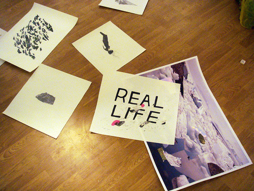 REAL LIFE by Jessica Williams