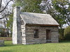 Pioneer log cabin dating from ca. …
