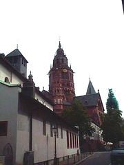 MAINZ CATHEDRAL, 2002 (PHOTOPHANATIC1) Tags: rhineriver stgoarhausen