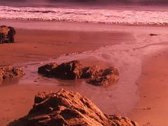 DSCF8764 (ttelfair) Tags: ocean california seascape beach landscape sand waves pacificocean beaches elmatadorstatebeach shorenature