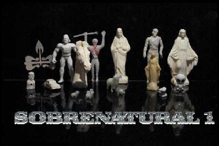 Imagen del ciclo virtual Sobrenatural 1 (diseño de Roger Adam) organizado por La Porta