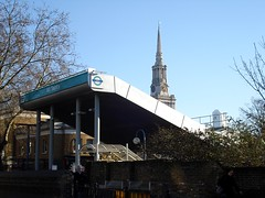 Picture of All Saints Station