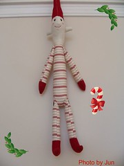 pixie1 (nhjun) Tags: christmas doll sewing crafts pixie christmaspixie