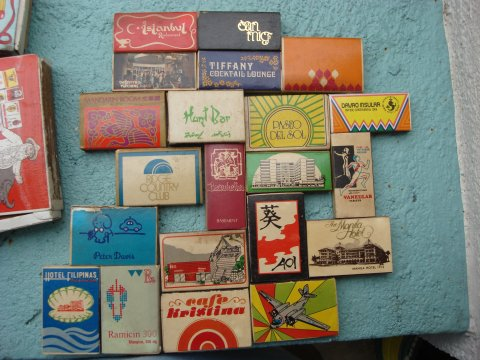 The Past in Matchboxes