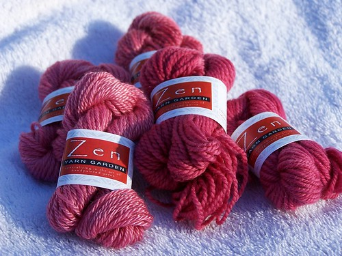 Zen Yarn Garden Samples
