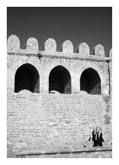 A Muralha e Elas (carlos.graciete) Tags: tunisia sousse