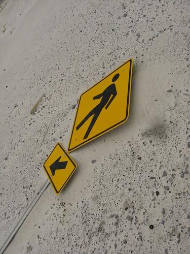 Hurricane distruction on closed Navarre Beach Road, Navarre, Florida, USA
