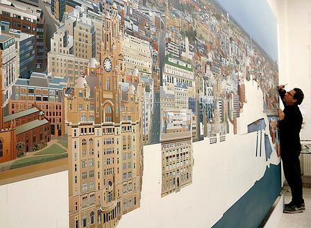 Liverpool Cityscape 2008