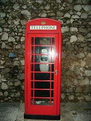 Cabina De Telefono Inglesa (Jimius) Tags: inglaterra england cabina telefono