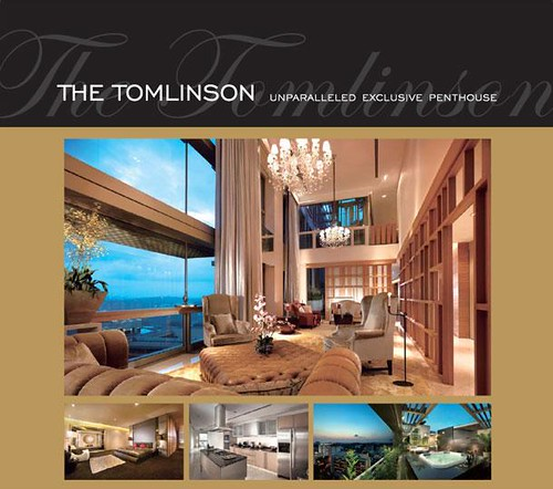 The Tomlinson Penthouse: bungalow in the sky