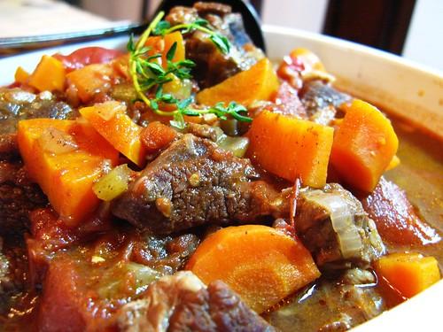 Shin Beef Stew