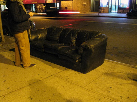 Manhattan Ave Couch
