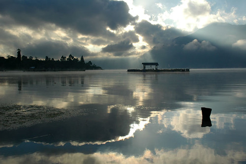 Lake Batur: the Still Lake