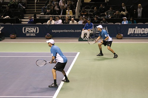 SAP Open 2008 - Bryan Brothers