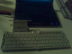 Asus EEE PC und Nokia 8U-SW