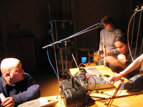Jason Dixon - UEA sonic arts concert