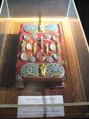 Engraved Bible (BrotherMagneto) Tags: book prague library bible baroque engraved bejewelled strahovmonestery