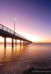 thanks for a new day. (Northwickpark) Tags: longexposure sunrise portaransas southtexas horacecaldwellpier