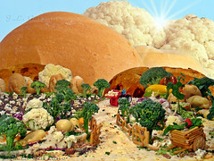 FoodScape Completa (Jorge L. Gazzano) Tags: food landscape comida paisagem ldico foodscape cameradeourobrasil sonyh9 jorgelgazzano