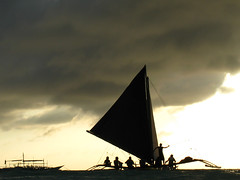 Boracay Island Philippines Southeast Asia (hn.) Tags: ocean sunset sea sky copyright cloud beach water silhouette backlight clouds strand sailboat contraluz boats island boot coast boat asia asien heiconeumeyer meer seasia soasien southeastasia sdostasien wasser sailing ship philippines silhouettes himmel boote insel pi shore crop sail coastline boracay schiff contrejour segeln visayas segelboot pilipinas segel kste gegenlicht philippinen copyrighted paraw whitebeach aklan sailingboat thephilippines ozean boracayisland oceanshore auslegerboot westernvisayas outriggerboat tp0708 aklanprovince