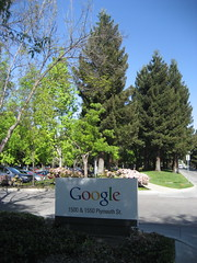 In the Googleplex