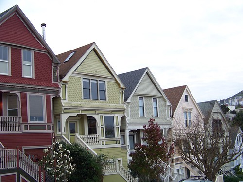 Victorian Houses - San Francisco II