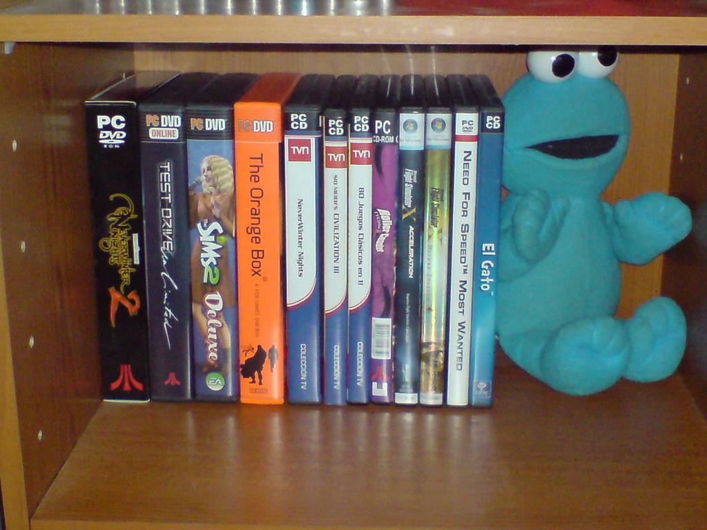 Mi Coleccion de Juegos de PC