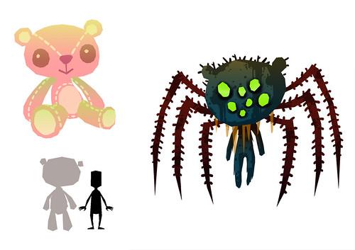 Teddy Bugs