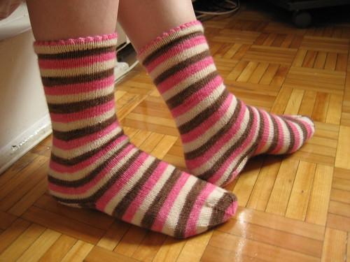 Cedar Master Socks