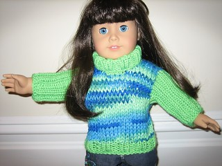 Knitting Pattern For Upside Down Doll : Ravelry: 18