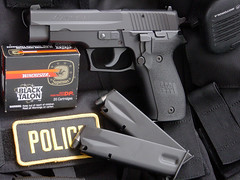 SIG P226 (sigp228) Tags: navy pistol nsw handgun 9mm p226 sigsauer
