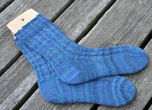 Sock #5 (52 Sock Challenge)