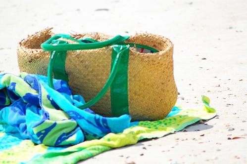 Beach parafanalia