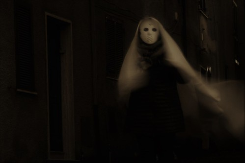 fantasma nel borgo n. 4 / ghost in town n. 4