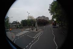 Abbey Road (guioconnor) Tags: london fisheye