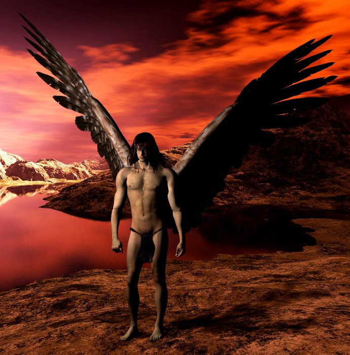 Lucifer Azrael: The World's Best Photos Of Lucifer And Michael