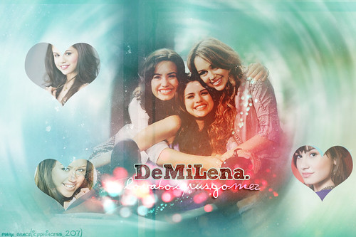 DeMiLena by Icyprincess<3.