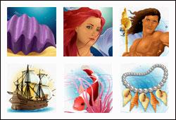 free Mermaid Queen slot game