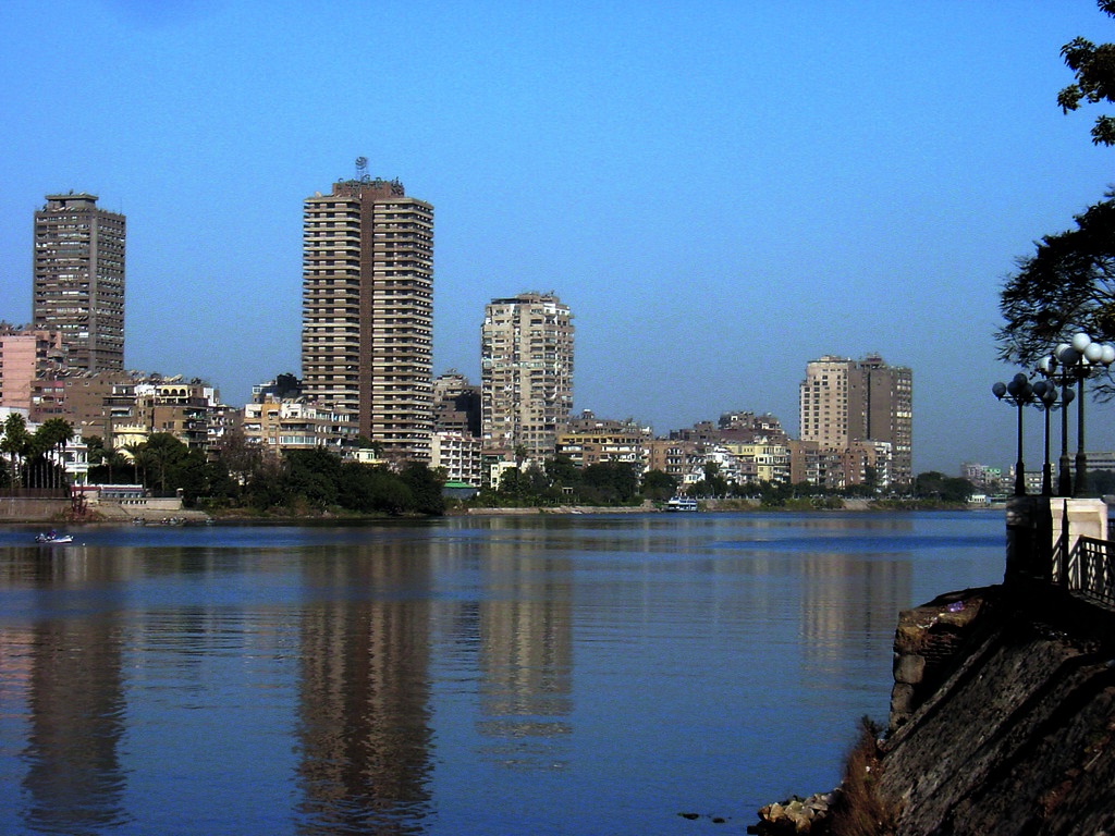 Water-in-Cairo