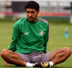 Orhan Alemdar (Tymtoi) Tags: hairy man hot football turkish bulge alemdar