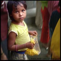 The Look.... (Gaurav  Photography) Tags: people india look yellow kids nikon child indian gaurav karnal gauravarora karnalphotographer