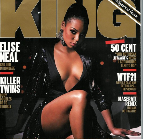 ashanti king magazine cover