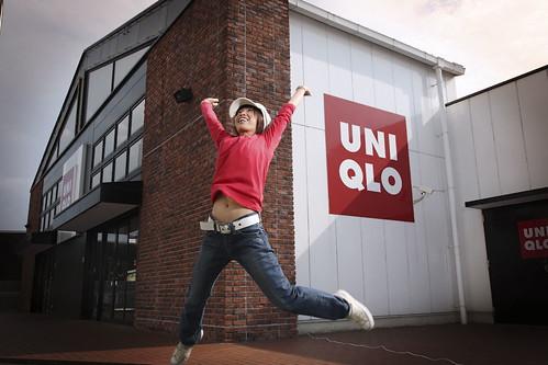 UNIQLO JUMP #1176