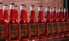 Strawberry Chorus Line (TPorter2006) Tags: oklahoma silver strawberry october bottles pops 2007 photofaceoffwinner pfosilver tporter2006