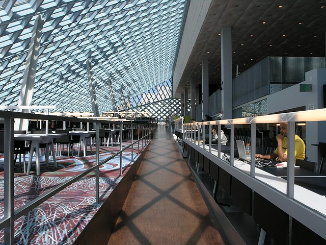 Seattle Public Library 39
