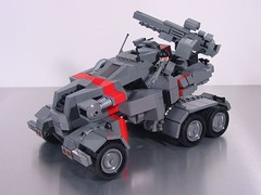 Evolution_001 (mondayn00dle) Tags: dawn lego military evolution forge foitsop mondaynoodle mondayn00dle