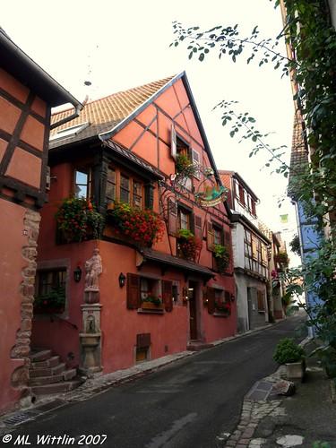 Hotel in Zellenberg
