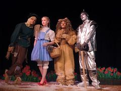 Dorothy and Friends (drurydrama (Len Radin)) Tags: school its dorothy high theater theatre massachusetts scarecrow lion highschool musical educational wizardofoz berkshire baum tinman radin drury smrgsbord thespian northadams cowardlylion berkshirecounty dramateam interestingness59 i500 highschooltheatre edta highschooltheater thatsclassy educationaltheatre drurydramateam wwwdrurydramacom educationaltheater secondarytheatre
