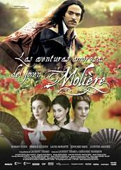 Póster y trailer de 'Las aventuras amorosas del joven Molière'